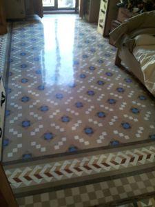 Recomendaciones mantenimiento Mosaico Nolla